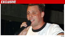 LFO Singer's Funeral -- 'Close, Intimate Ceremony'