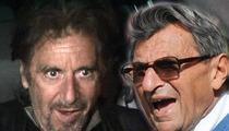 Al Pacino -- I Wanna Play Joe Paterno