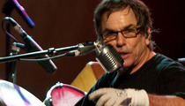 Ex-Grateful Dead Drummer Mickey Hart -- Wanted for Assault