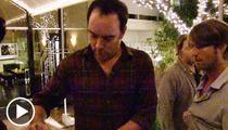 Dave Matthews -- Watch Me Sketch a Penis!
