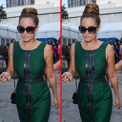 Can you spot the THREE differences in the Lauren Conrad picture?
