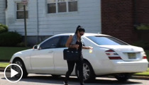 Myla Sinanaj -- Kris Humphries' Mercedes is MINE Now