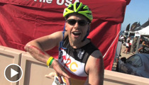 Jon Cryer -- Helmet Saved My Life During Bloody Bike Crash