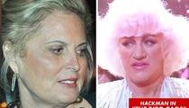 Mitt Romney -- Gene Hackman Should Play MY WIFE in Hollywood Movie!