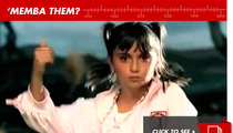 Little Girl in Missy Elliott Music Videos: 'Memba Her?!