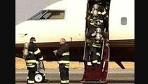 Ann Romney's Plane Makes Emergency Landing -- Fire in the Cockpit
