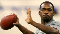 Michael Vick's Brother Marcus Vick -- WANTED After Skipping Court Date