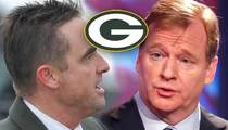 Green Bay Mayor -- Furious, Tells NFL Honcho Roger Goodell ... Get These Refs Out!