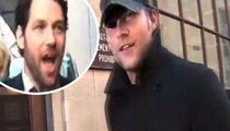 Stifler Exposes Paul Rudd's Mangina