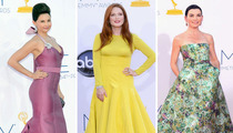 Bad Emmy Fashions -- The American Horror Story!