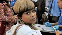 TLC Singer T-Boz -- I'm Getting A Reality Show ... On TLC