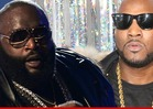 Rick Ross & Young Jeezy -- Fight at BET Awards, Shots Fired