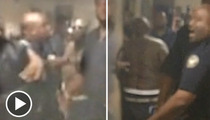 Rick Ross & Young Jeezy -- The BET Awards Fight Video