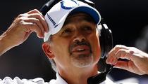 Chuck Pagano -- Indianapolis Colts Head Coach Diagnosed with Leukemia