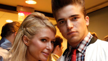 Paris Hilton In Alleged Lesbian Makeout Session -- Boyfriend River Viiperi Arrested
