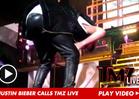 Justin Bieber -- Let's Talk Vomit