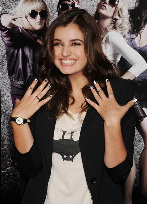 Rebecca Black!