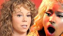 Mariah Carey Told Barbara Walters Nicki Minaj Threatened to Shoot Her
