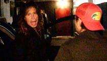Steven Tyler Calls Bulls**t on Mariah Carey/Nicki Minaj Feud