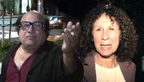 Danny DeVito and Rhea Perlman -- We're Separating
