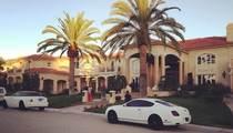 Tyga -- I'm No Malibu Squatter ... I Got My OWN Mansion