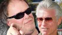 Shock Jock Tom Leykis Helps Catch Mail Thief ... With 'Adam-12' Star