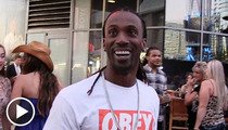 MLB Star Andrew McCutchen -- I LOOOOOVE Honey Boo Boo!!!