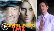 Paul Ryan and 'Homeland' -- Could a Terrorist Really Be Vice President?
