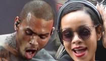 Chris Brown Impostor SUES -- Rihanna Gave Me Herpes