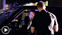 Duran Duran -- Bassist Pulls BONEHEAD Move in Front of Cop