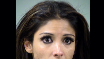 Vanessa Macias Arrested -- Former 'Amazing Race' Contestant Popped for DWI