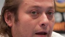 Edward Furlong -- LAX Arrest for Domestic Violence