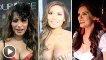 Random Hot Chicks -- It Takes Three to ...