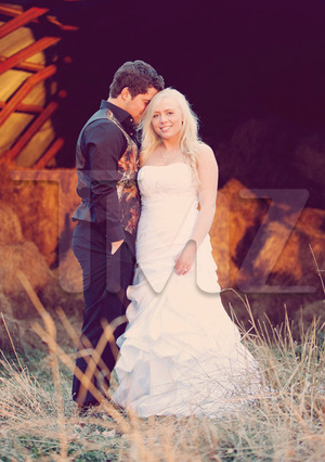 Levi Johnston's Wedding Photos