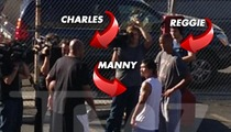 Manny Pacquiao -- Trading Shots With NBA Legends