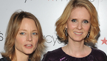 Jodie Foster vs. Cynthia Nixon -- Who'd You Rather?