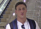 Ryan Lochte -- I'm a Speed Demon on Land Too!