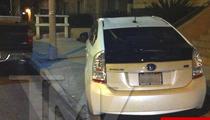 Neighbors to 'Glee' Star Heather Morris -- Get Your Damn Car OFF THE SIDEWALK!