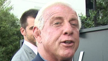 Ric Flair's Wife -- You're a Dirty Cheater ... This Marriage Is Over!!