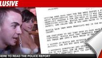Frankie Muniz' Girlfriend: He Put a Gun to His Head