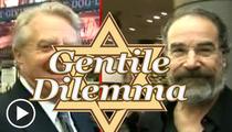 Jerry Springer vs. Mandy Patinkin -- Sophie's Choice ... Jewish Celebrity Edition