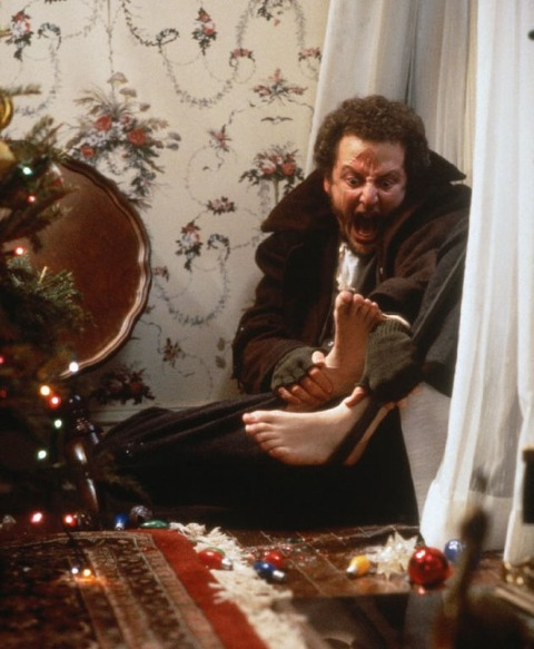 """Daniel Stern is best known for playing Marv the wet bandit burglar -- opposite Joe Pesci -- in the 1990 holiday hit """"Home Alone."""""""