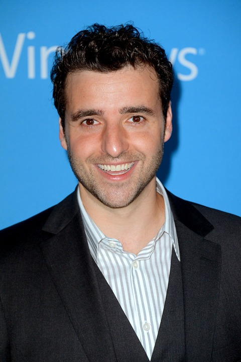 These days David Krumholtz is a little to old to play an elf!