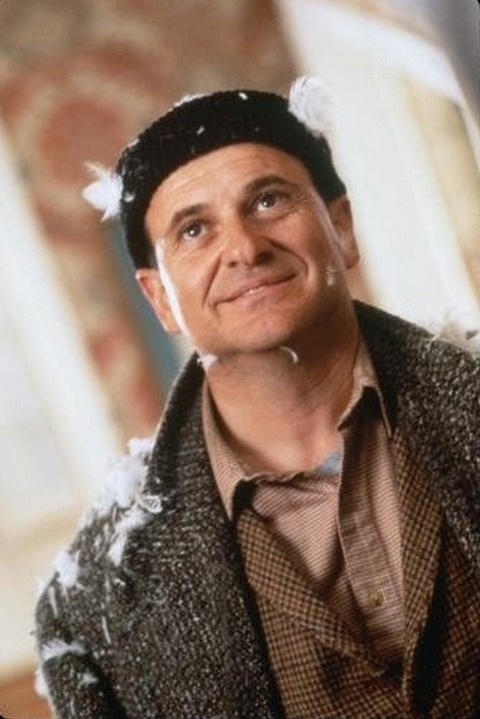 "Joe Pesci played the mean bandit burglar with his sidekick Daniel Stern in the movie ""Home Alone."""