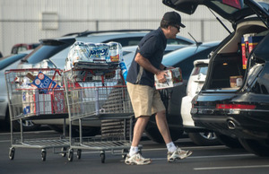 Mitt Romney Hits Costco -- Buys Toy Car (Manufactured in China)