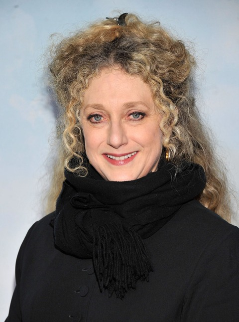 Carol Kane showed up recently at an event looking darling.