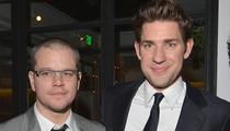 Matt Damon vs. John Krasinski: Who'd You Rather?