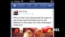Aussie DJ Bragged About Royal Prank ... BEFORE Nurse Suicide