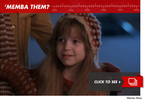 """Ellen Hamilton Latzen is best known for playing Cousin Eddie's cross-eyed daughter Ruby Sue in the 1989 Christmas classic """"Christmas Vacation."""