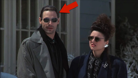 """Nicholas Guest played Todd the annoyed neighbor -- opposite Julia Louis Dreyfus -- in the 1989 Christmas comedy """"Christmas Vacation."""""""